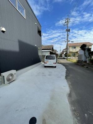 【駐車場】ソラハウス