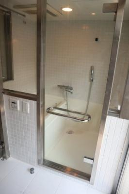浴室もスタイリッシュですね!(^^)!
