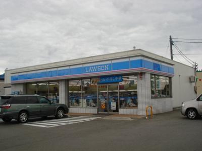 ローソン大沢野下大久保店まで500m