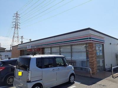 セブンイレブン富山赤田北店まで190m