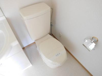【トイレ】ルーチェヴィラ