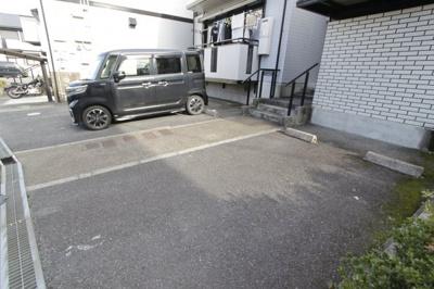 【駐車場】スペースMHM A棟