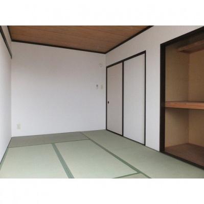 【寝室】フォーブル浜田山