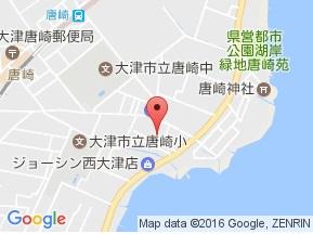 【地図】グランデ・カーサ・ケイ