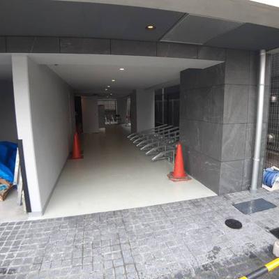 【駐車場】新築 スパシエルクス亀戸