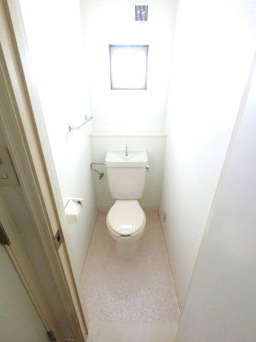 【トイレ】ラシュレ西五所 D棟