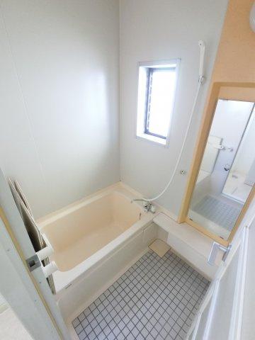 【浴室】ラシュレ西五所 D棟