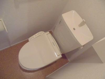 【トイレ】ハウス なごみ龍ヶ崎Ⅱ