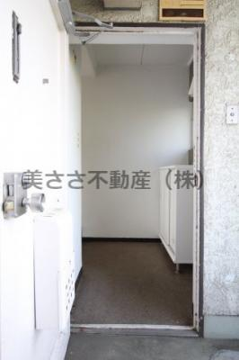 【玄関】ニューハウジング黒須