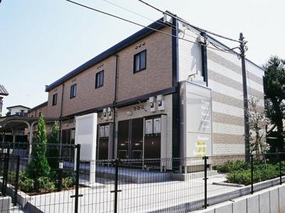 【外観】レオパレスネオライフ江古田
