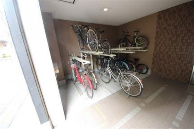 【駐車場】リバパレス靭公園