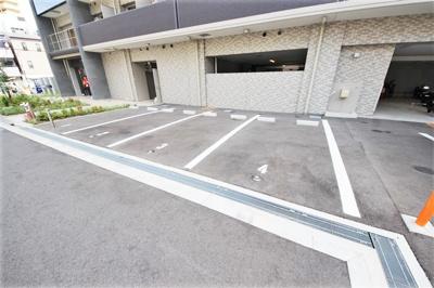 【駐車場】エスリード新福島