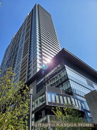 春日駅直結!40階建て、総戸数571戸のタワーレジデンス