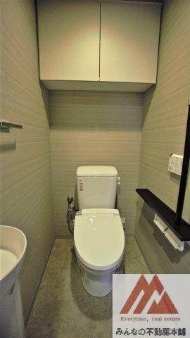 【トイレ】久留米ザ・ミッドタワー