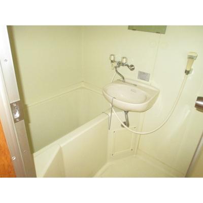 【浴室】ヤワタハイツ