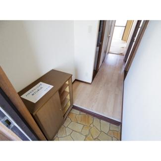 【玄関】ウエストサイドレジデンスyamashichi
