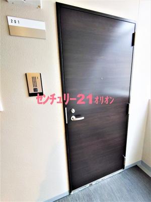 【玄関】KNOTS桜台Sta.(ノッツサクラダイステーション)