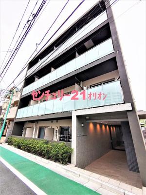 【外観】KNOTS桜台Sta.(ノッツサクラダイステーション)