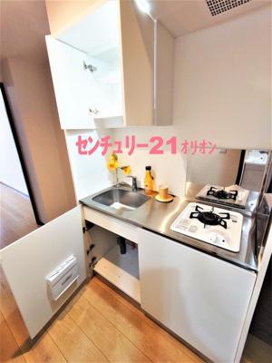 【キッチン】KNOTS桜台Sta.(ノッツサクラダイステーション)