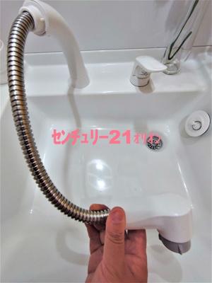 【洗面所】KNOTS桜台Sta.(ノッツサクラダイステーション)