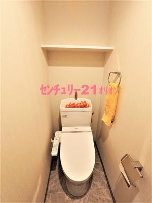 【トイレ】KNOTS桜台Sta.(ノッツサクラダイステーション)