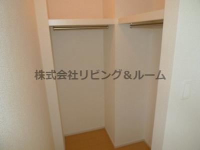 【収納】サリュー・Ⅳ棟