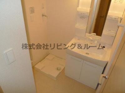 【独立洗面台】サリュー・Ⅳ棟