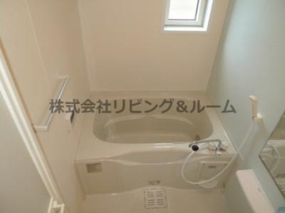 【浴室】サリュー・Ⅳ棟
