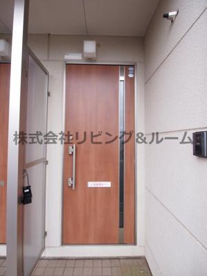 【玄関】マイ リバーサイド