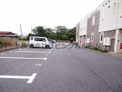 【駐車場】マイ リバーサイド