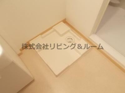 【独立洗面台】ルピナス・A棟