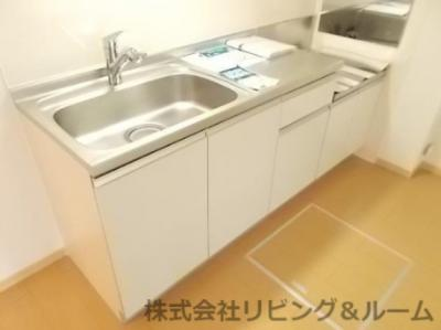 【キッチン】ルピナス・A棟
