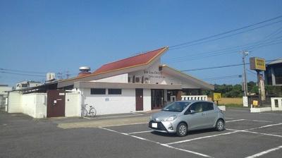 ココスまで210m