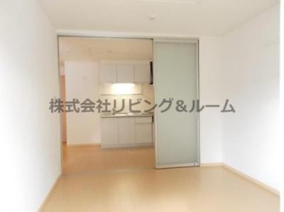 【居間・リビング】ルピナス・A棟