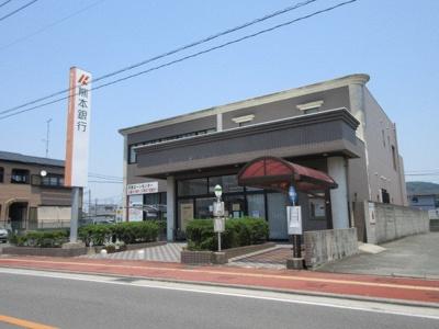 熊本銀行まで220m