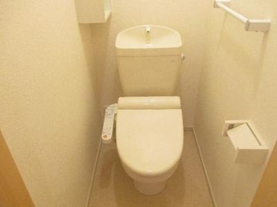【トイレ】アルページュⅠ