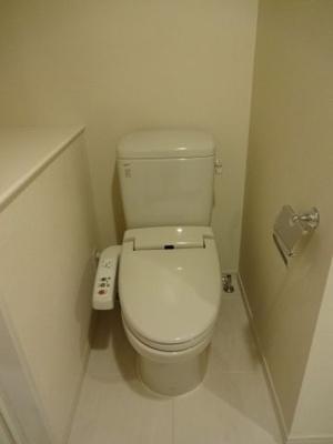 【トイレ】高輪デュープレックスC's