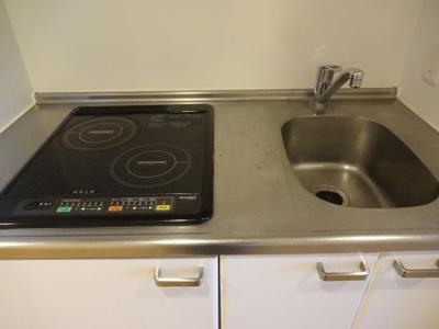 【キッチン】高輪デュープレックスC's