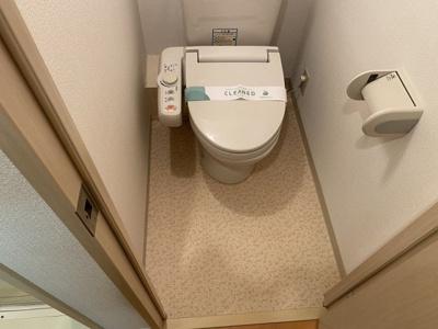 【トイレ】エスコート芝浦
