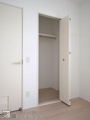 ピース・ウィステリア B棟 ※同室タイプの写真です。