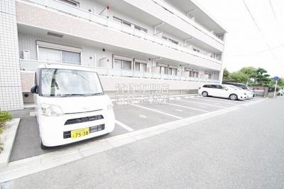 【駐車場】アルビータ・R