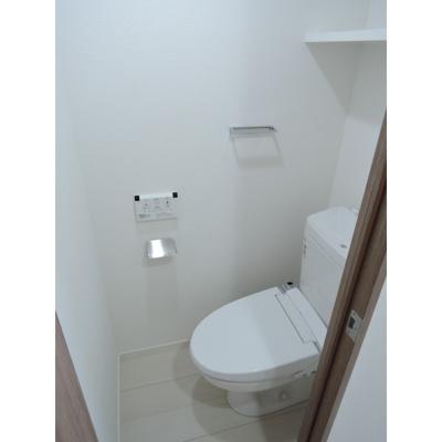 【トイレ】プレール・ドゥーク板橋