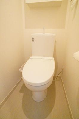 【トイレ】リブリ淵野辺2