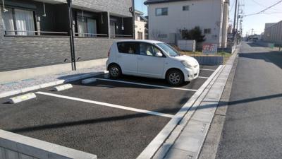 【駐車場】ジュリアスコート