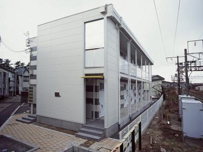 【外観】レオパレスドミール