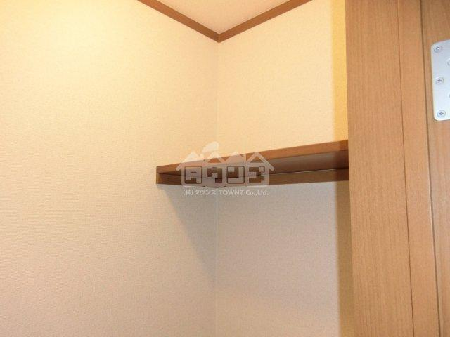トイレの上棚・メゾンジュネス