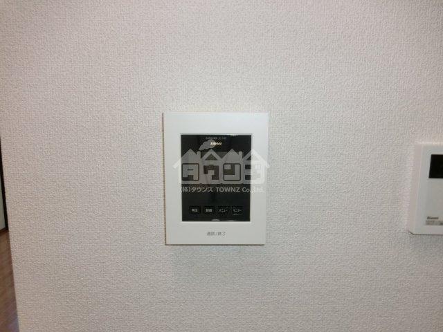 TVモニターフォン・メゾンジュネス