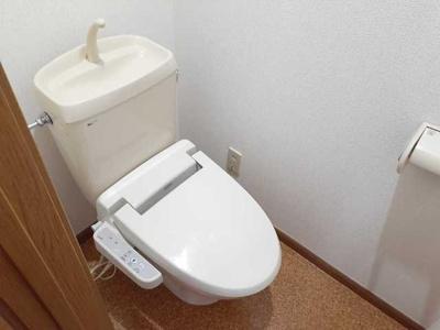 【トイレ】セレーノ双葉