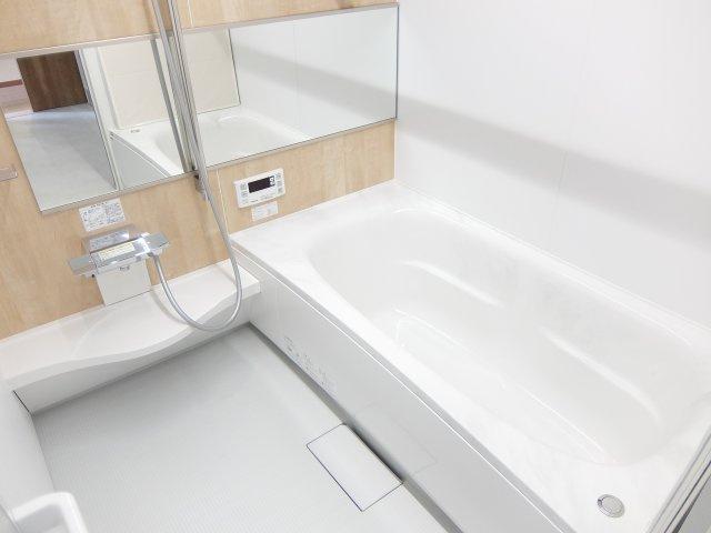 同仕様:浴室施工プラン(プランにより実際とは異なります)