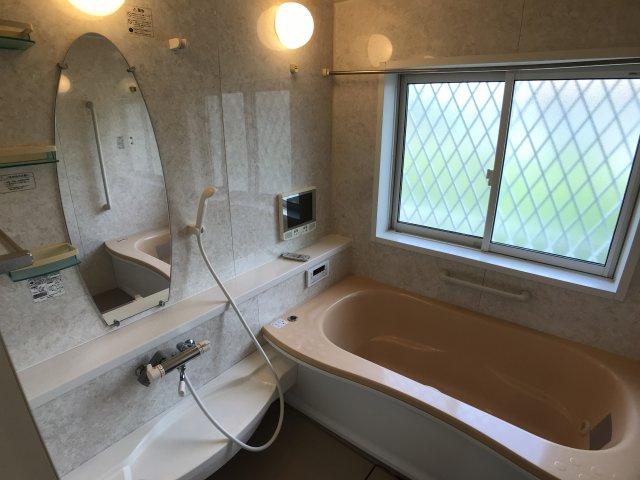 【浴室】つくば市山中 中古戸建